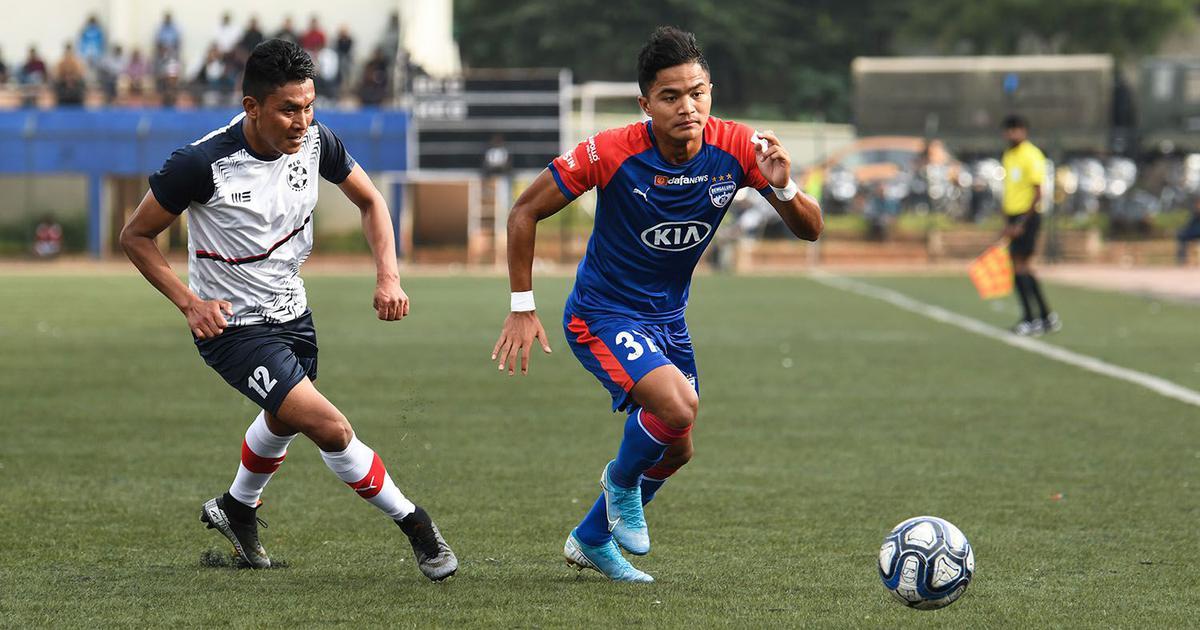 ISL: Striker Edmund Lalrindika signs new two-year deal with Bengaluru FC