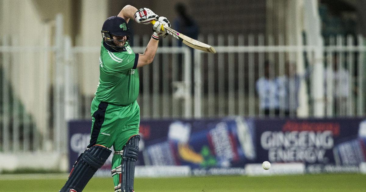 Cricket: Record opening stand helps Ireland stun West Indies by four runs in 1st T20I