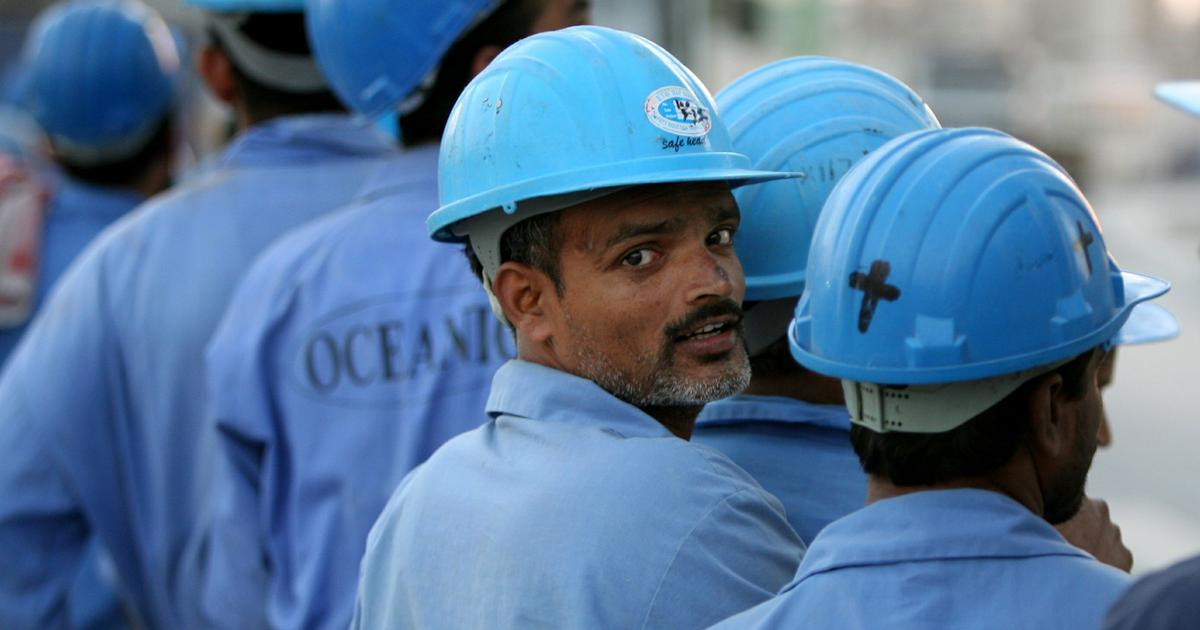Indian migrants going to UAE on visit visas are being trapped in ...