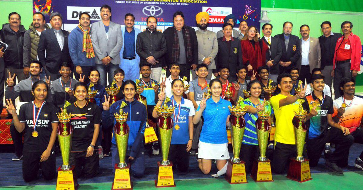 Badminton: Mansi, Ravi stun top seeds to bag singles titles at all India junior ranking tournament