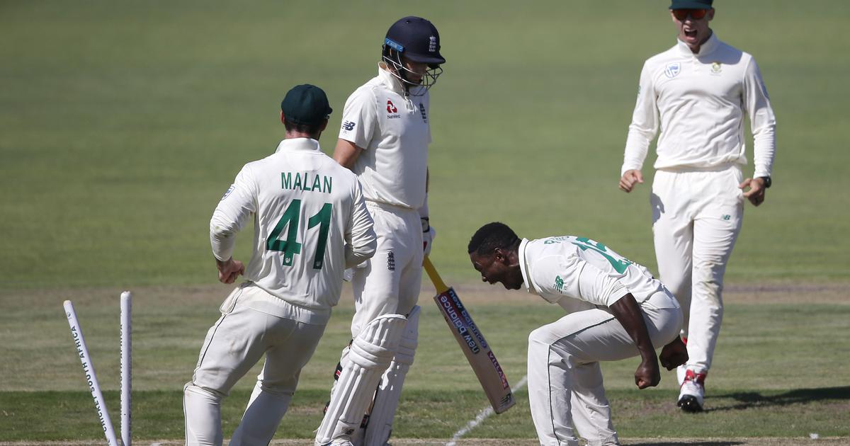 South Africa's Kagiso Rabada banned for a Test after earning demerit point for excessive celebration