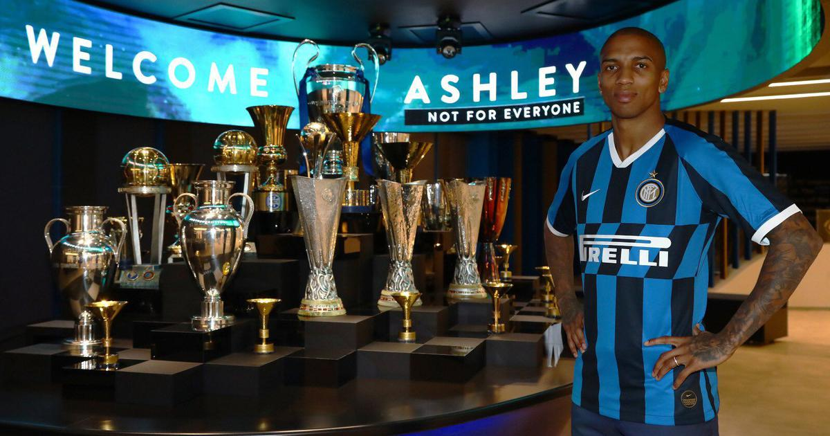 Serie A: Manchester United defender Ashley Young joins Inter Milan on six-month loan deal