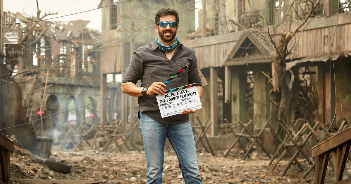 Is this the India that Subhas Chandra Bose's brave army dreamed of? Kabir Khan has some answers