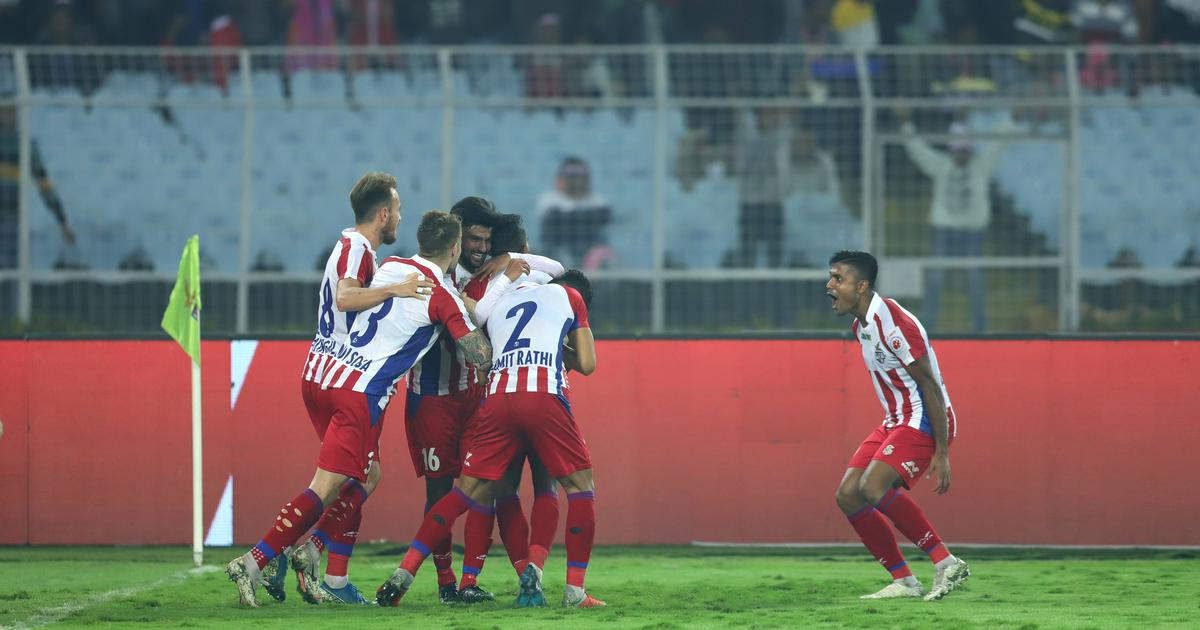 ISL: Pritam Kotal, Jayesh Rane on target as ATK see off FC Goa to go top of the table