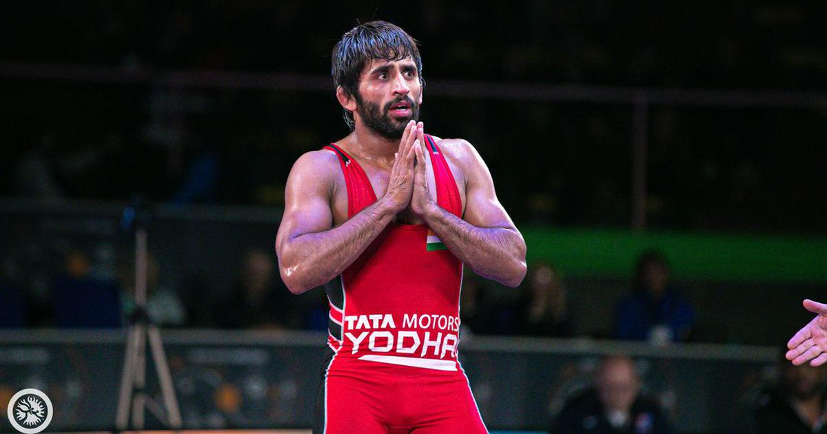 Coronavirus: Bajrang Punia calls for Olympics to be postponed, offers to donate six months of salary