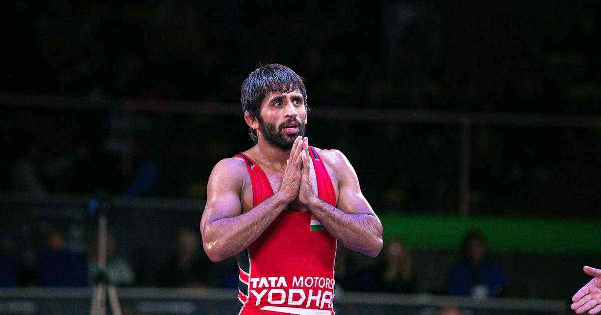 I am fine, will be back on mat soon, says Bajrang Punia after injury scare ahead of Tokyo Olympics
