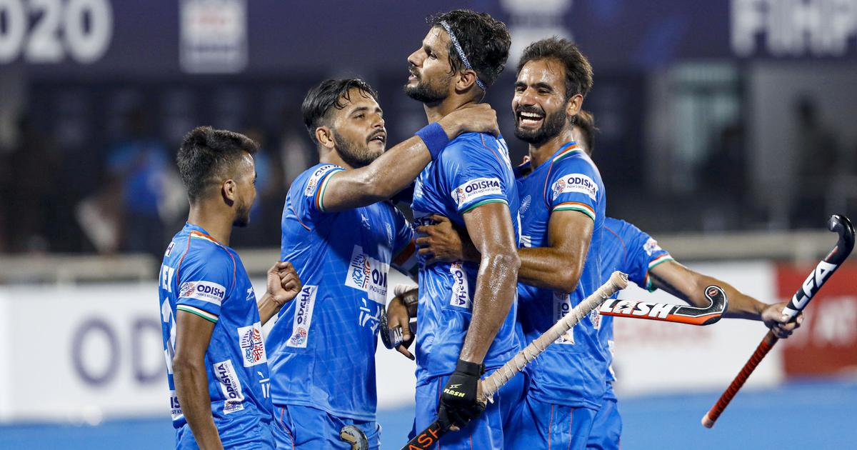 FIH Pro League: Brilliant India fight back from 1-3 down to beat Netherlands in shootout