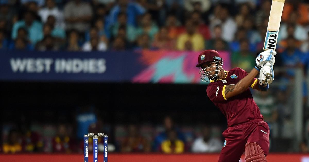 Lendl Simmons hits 91 as West Indies win third T20I against Ireland by nine wickets to level series