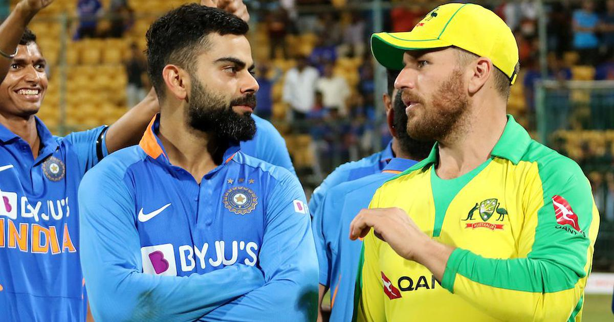 Kohli probably the greatest ODI player and Rohit is in top-five, says Finch after series loss