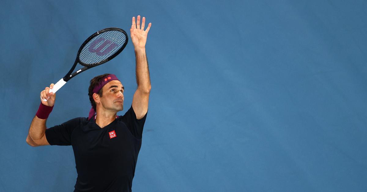 Australian Open Roger Federer Relying On Old School Work