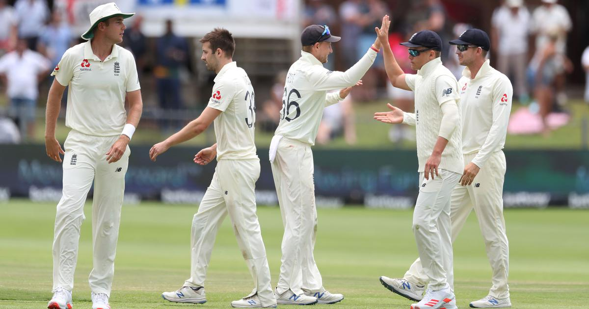 England crush South Africa by innings and 53 runs in third Test to take 2-1 lead in series