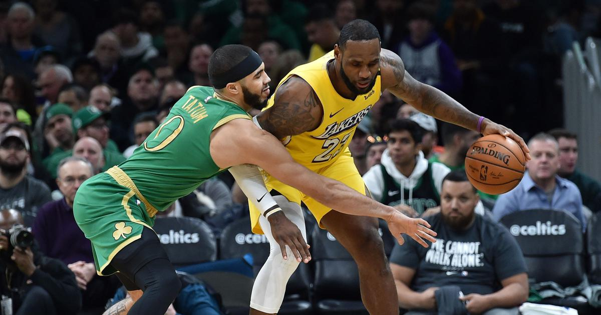 NBA wrap: Celtics hand Lakers their worst defeat of the season; 76ers edge out Nets