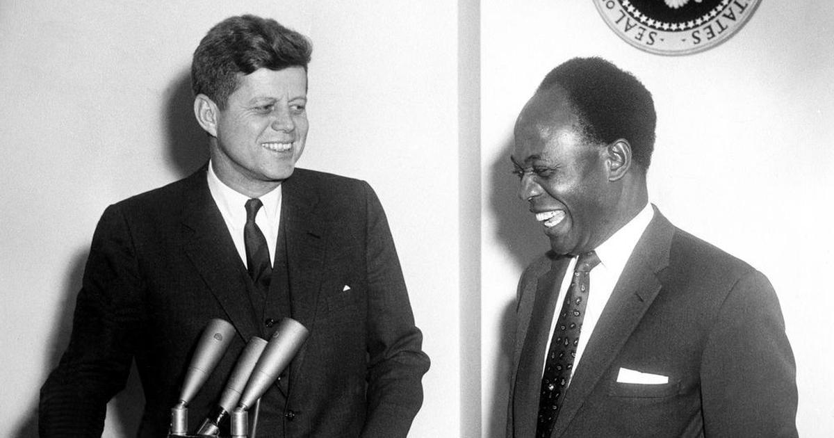 How Ghana's Kwame Nkrumah wielded metaphors as a weapon against British colonialism