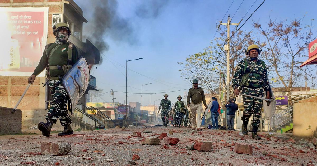 Jharkhand: Curfew imposed in Lohardaga after stones hurled at pro-CAA rally
