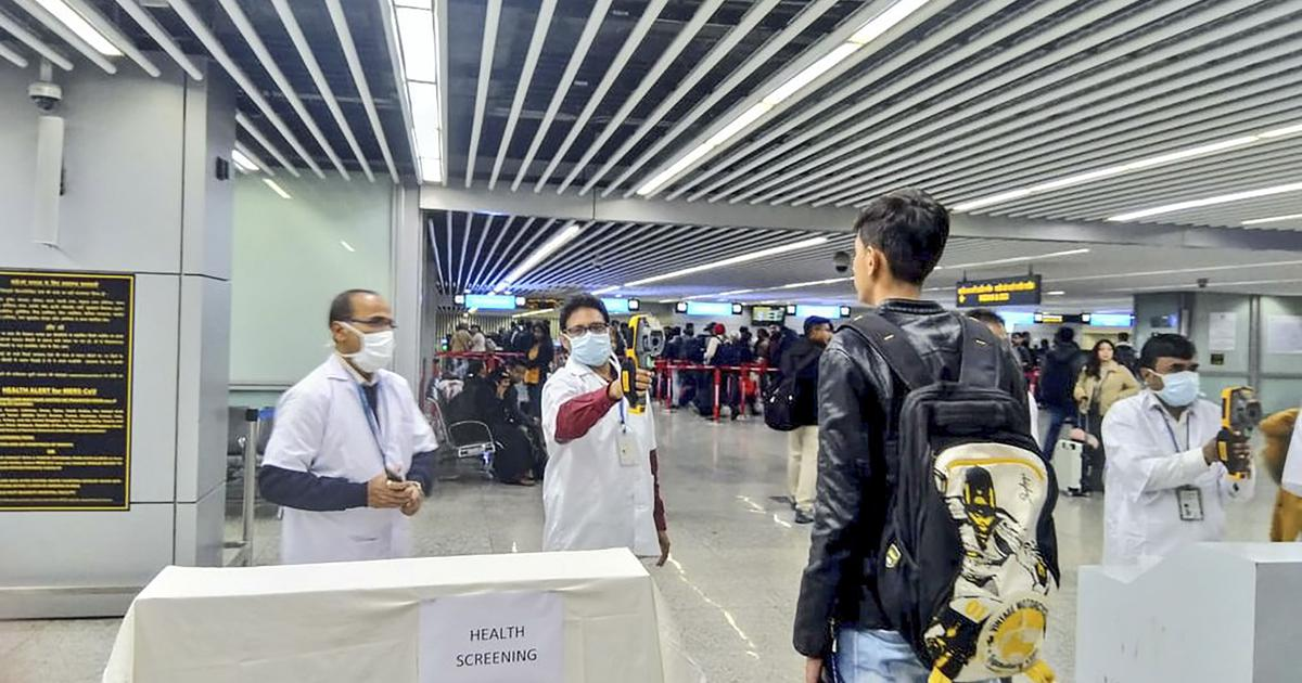 Coronavirus outbreak: DGCA issues advisory to airlines, airports to prevent spread of infection
