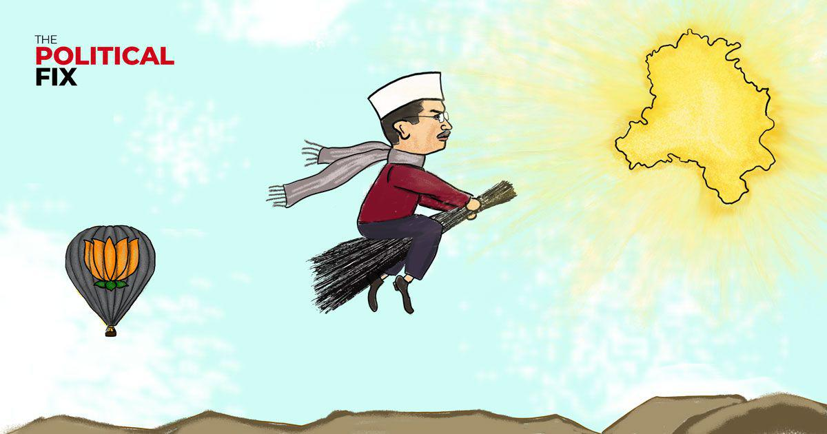 The Political Fix: Will AAP's Arvind Kejriwal sweep the Delhi elections yet again?