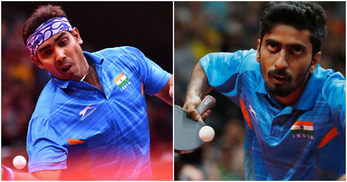 Table tennis: Looking back at Indian men's forgettable Olympics team qualification event