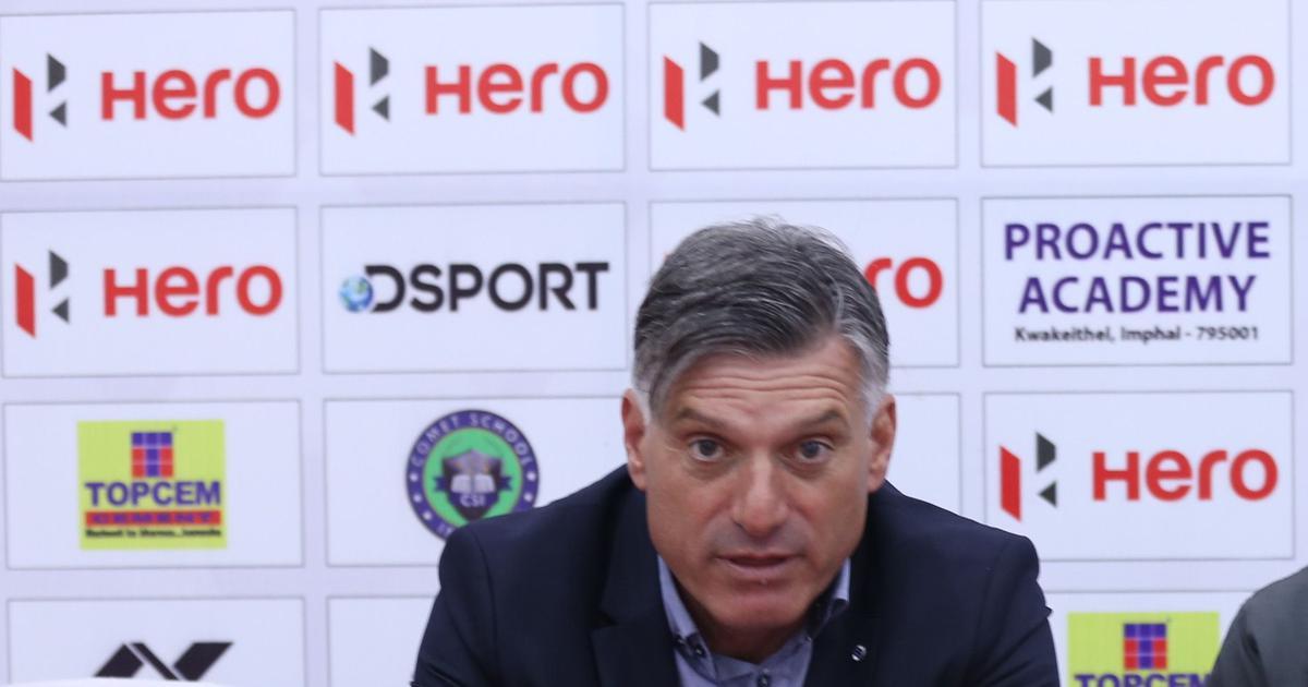 I-League: TRAU FC sack coach Dimitris Dimitriou for the second time this season