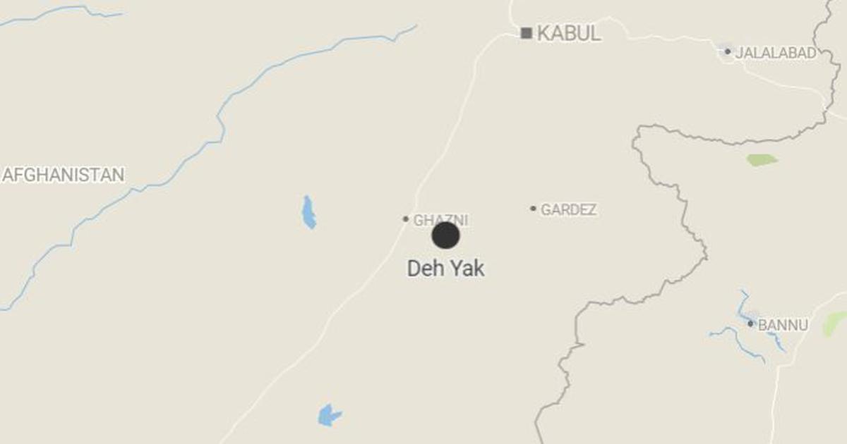 Afghanistan: Passenger plane crashes in Taliban-held Ghazni province