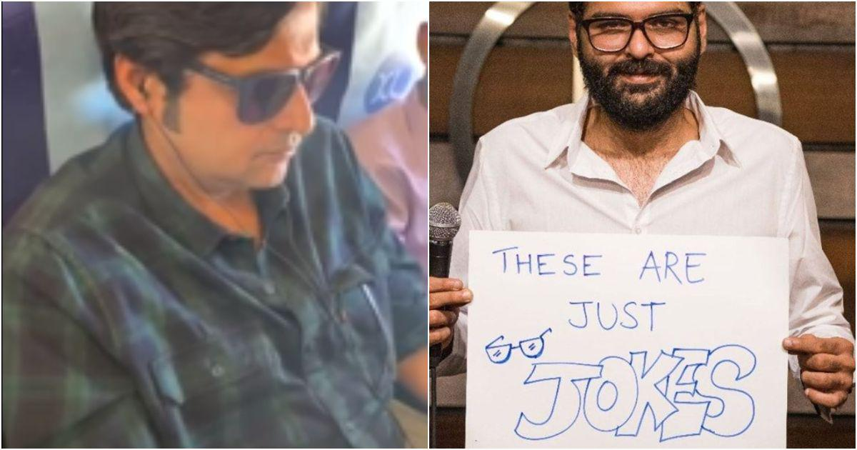 Should Kunal Kamra have heckled Arnab Goswami on a flight? Twitter is conflicted