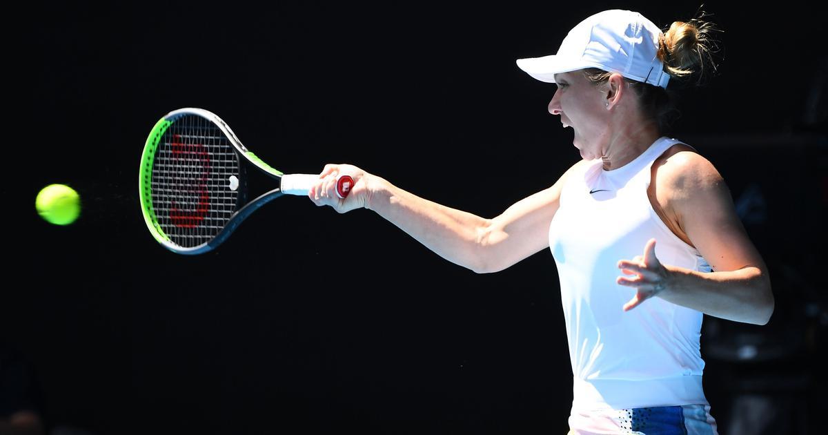 Coronavirus: Halep pulls out of Italy tournament marking tennis restart, organisers criticise move