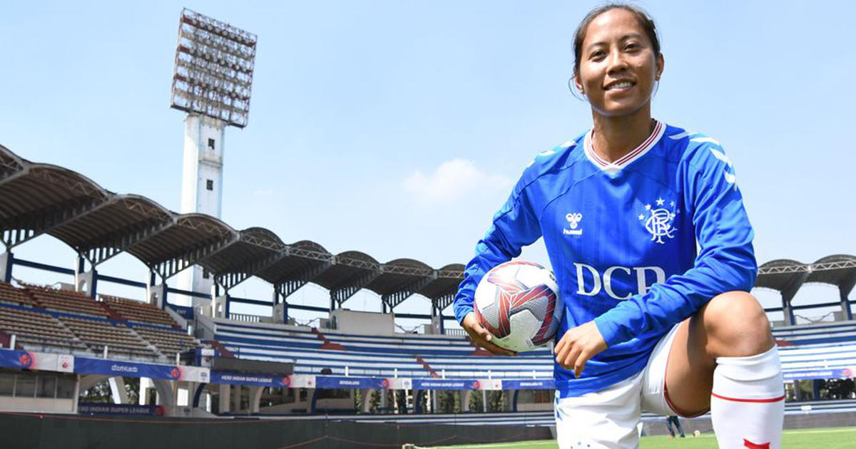 Football: Bala Devi moves to Rangers FC, first Indian woman to sign professional contract overseas