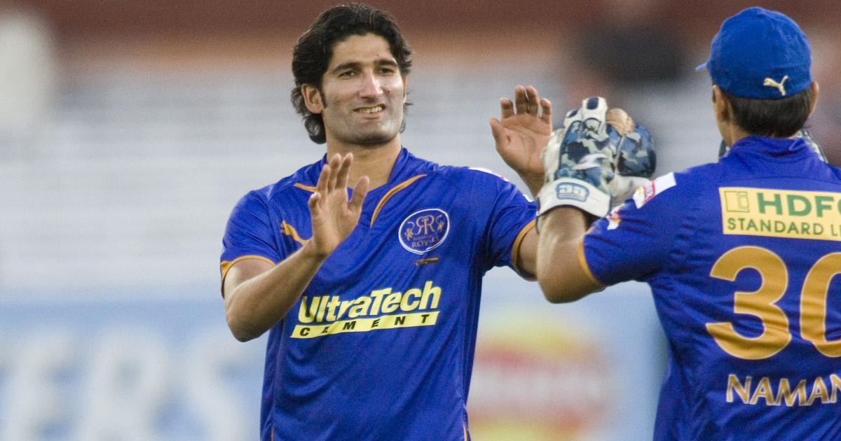Watch: When Sohail Tanvir took the first six-wicket haul in IPL history