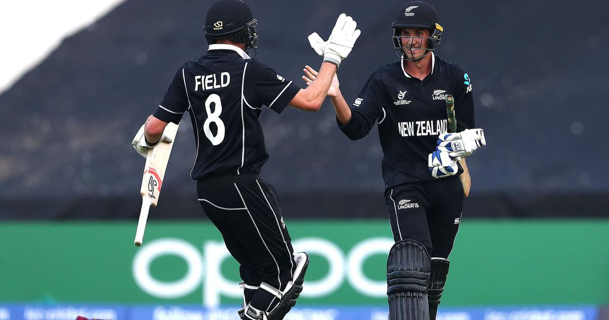 ICC U-19 World Cup: Kristian Clarke stars as New Zealand beat West Indies in thriller to reach semis