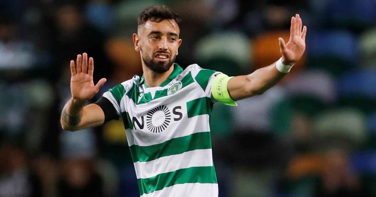 Manchester United agree deal to sign Sporting Lisbon midfielder Bruno Fernandes