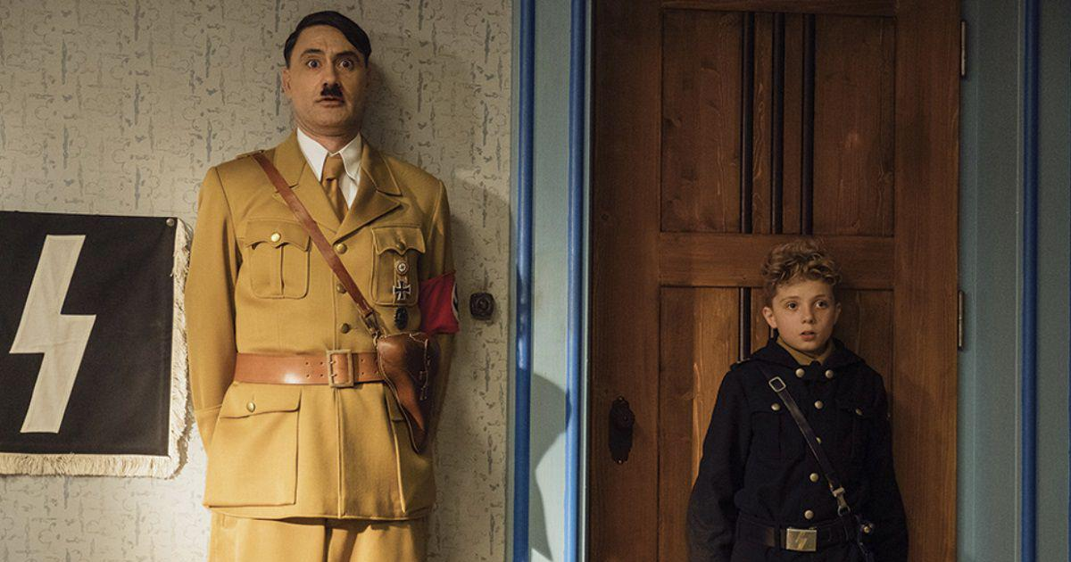 'Jojo Rabbit' movie review: Nazi Germany is played for laughs in scattershot satire