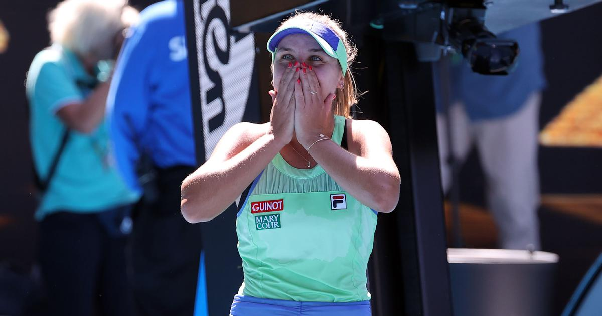 Parents' hardship fuels Sofia Kenin's journey from Moscow to Australian Open final