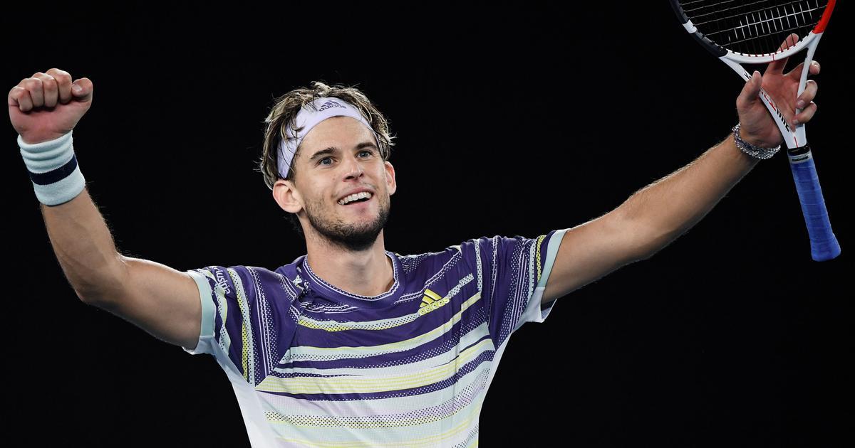 Dominic Thiem beats Alexander Zverev to set up Australian Open final against Novak Djokovic