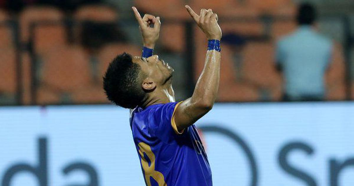 ISL: Diego Carlos's goal helps Mumbai City see off NorthEast United and jump to fourth place