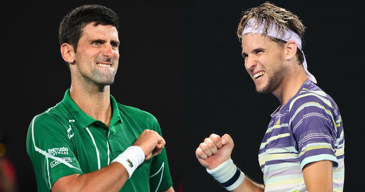 Australian Open, men's singles final as it happened: Novak Djokovic wins a record 8th title