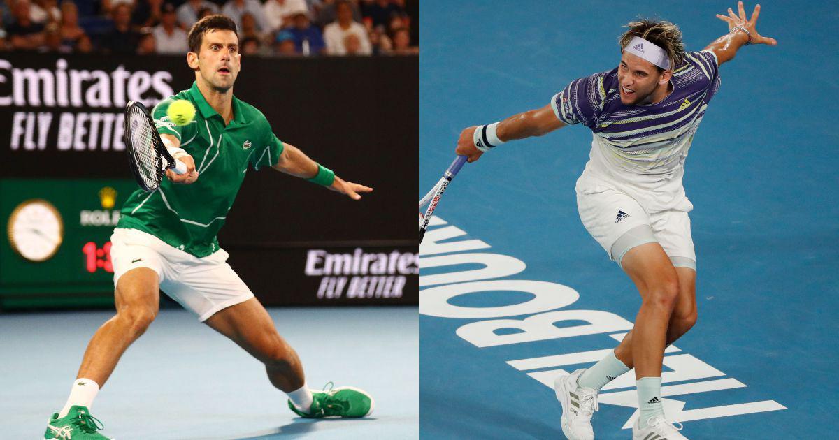 Australian Open 2020 Men S Singles Final Preview Can Dominic Thiem Stop King Novak Djokovic
