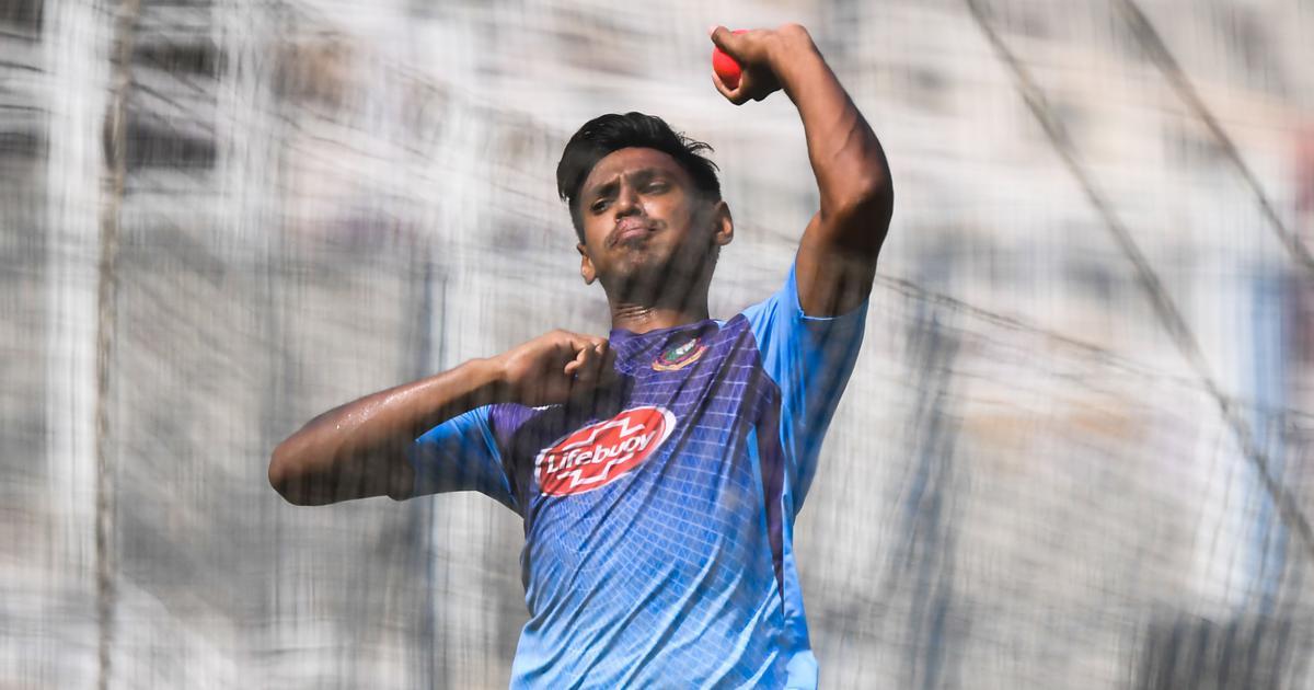Mustafizur Rahman rues missing out on IPL after Bangladesh's tour to Sri Lanka is postponed