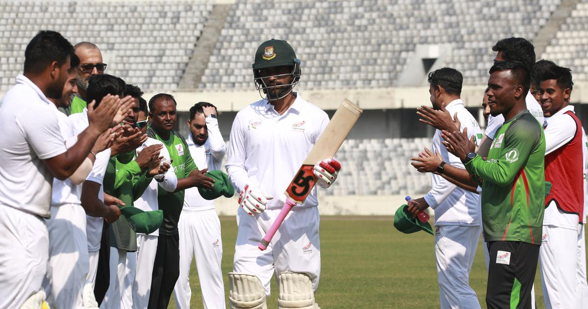 Tamim Iqbal warms up for Test comeback by recording Bangladesh's highest ever first-class score