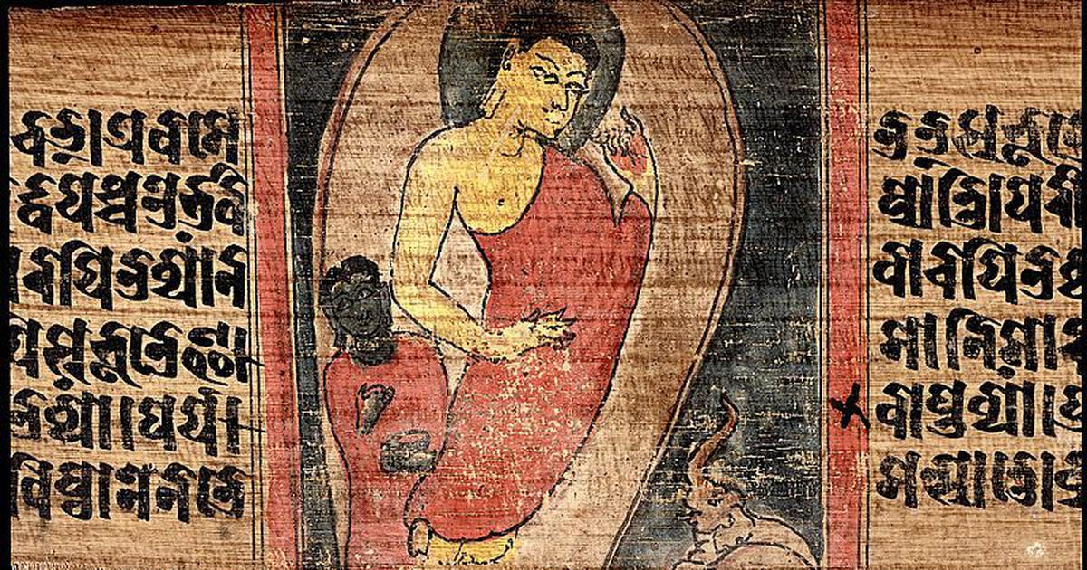 How translated texts, paintings and songs brought Buddhism to the western world