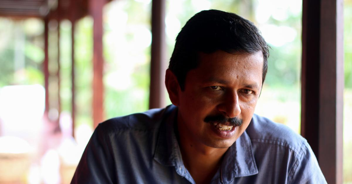 S Hareesh wins Rs 25-lakh JCB Prize for Literature 2020 for 'Moustache'