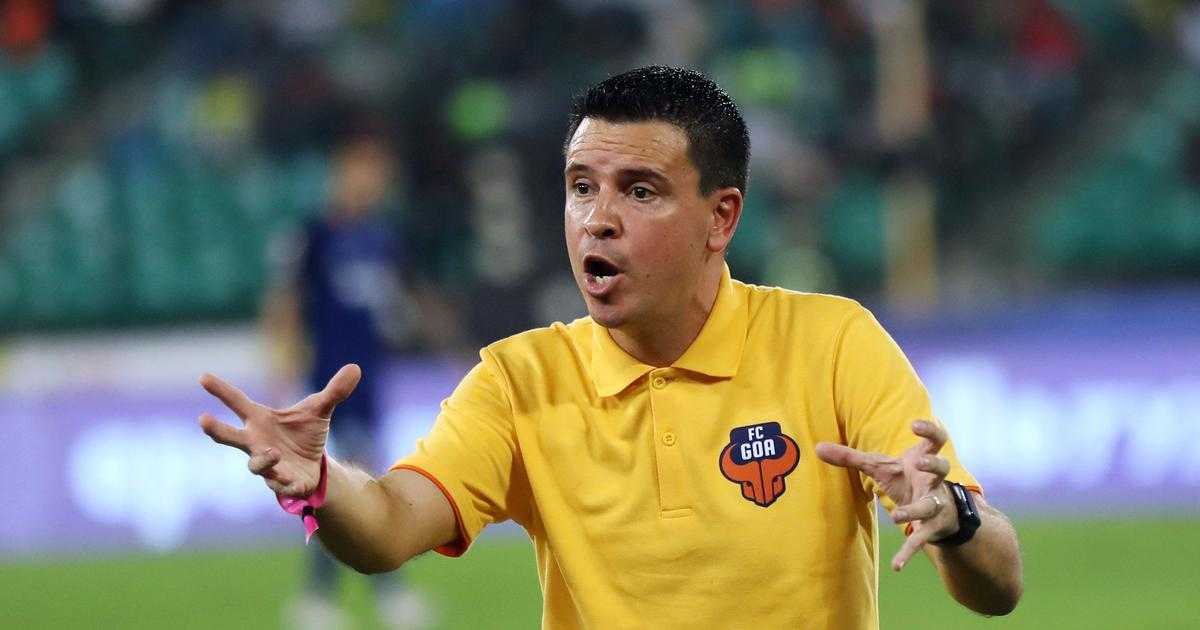 Indian Super League: Mumbai City FC appoint former FC Goa manager Sergio Lobera as new head coach