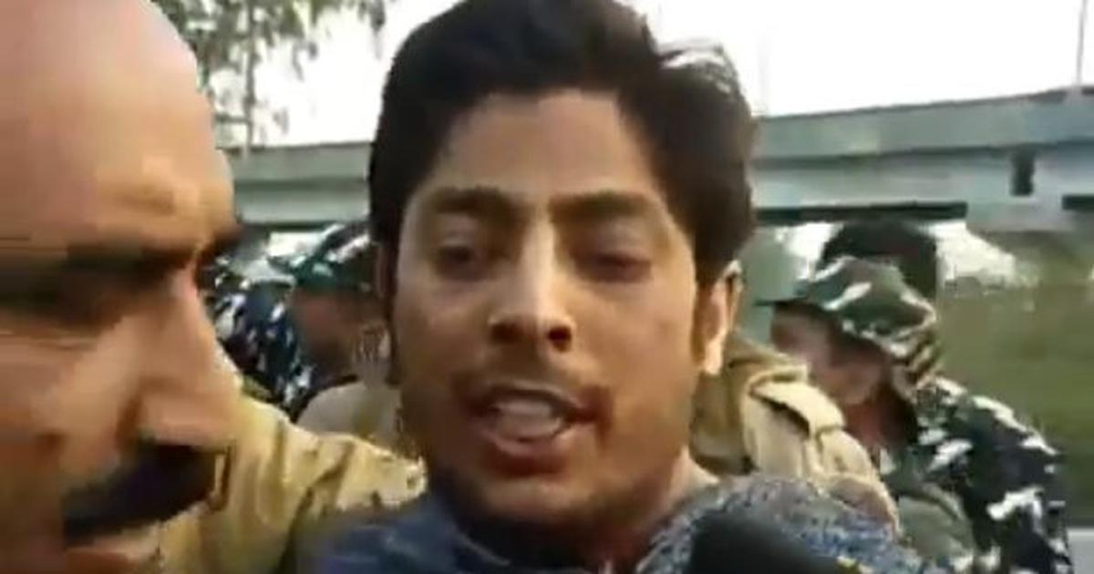 Shaheen Bagh gunman and his father are AAP members, claim Delhi Police