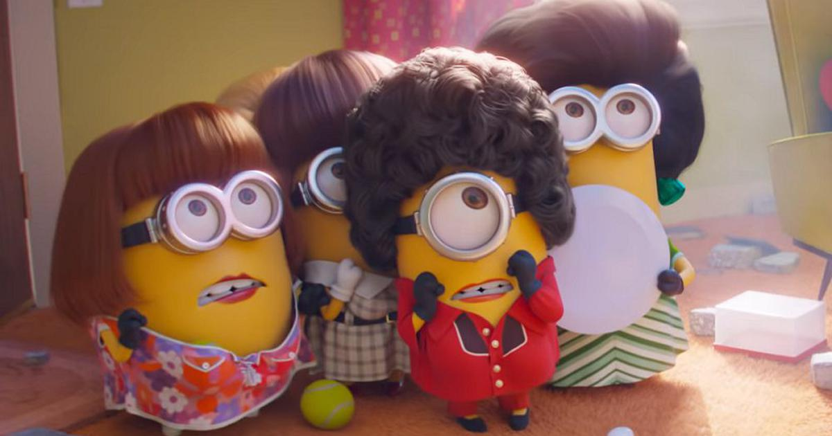 'Minions: The Rise of Gru' trailer: Watch the back story of his supervillain and his loyal followers