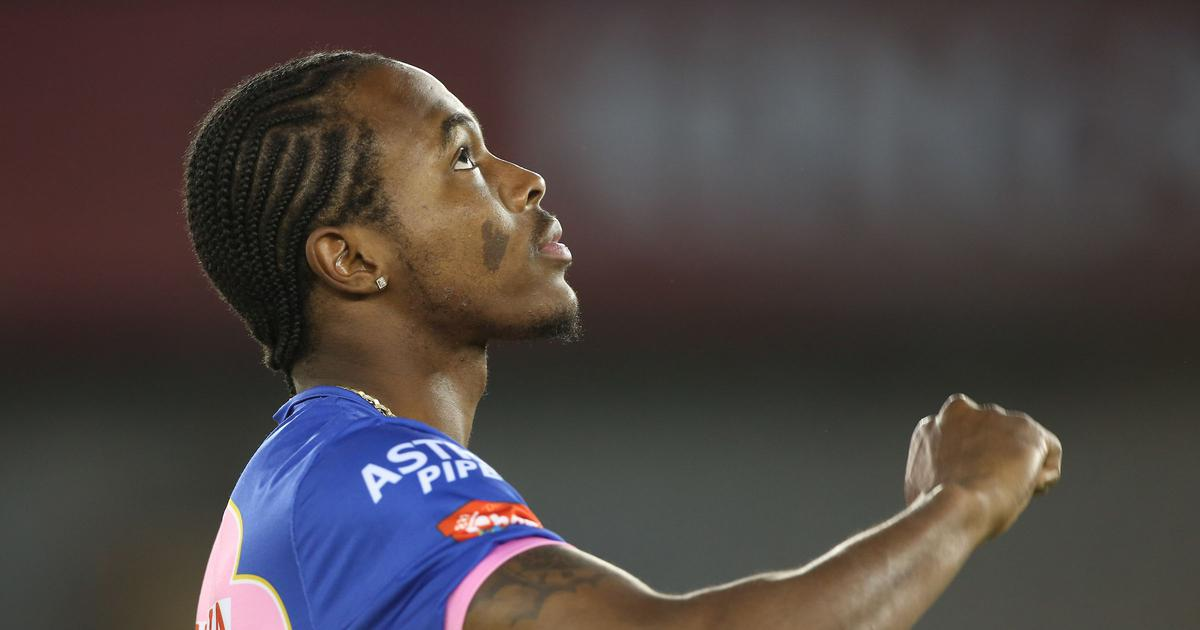 Rajasthan Royals pacer Jofra Archer ruled out of IPL 2021, confirms ECB