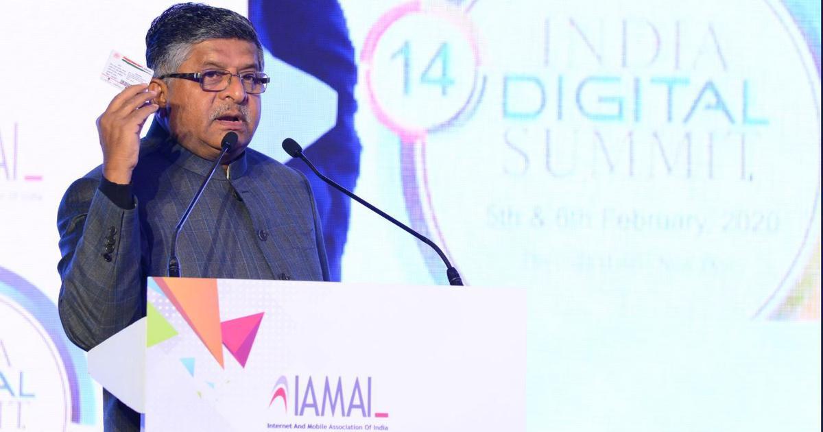 Online platforms should be accountable for fake news, revenge porn: Information technology minister