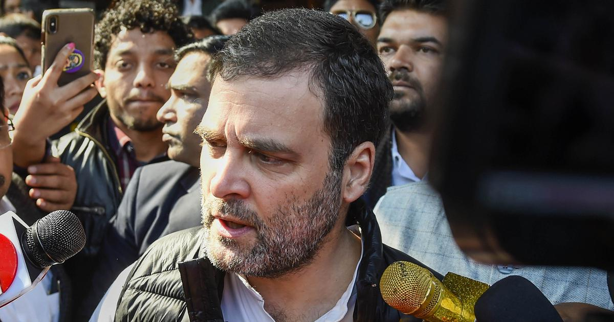 Rahul Gandhi claims Harvard will have case study on BJP 'failures' like Covid-19, note ban and GST