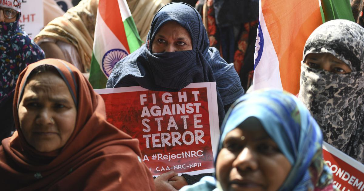 This book recounts the Muslim women's stir in Delhi's Shaheen Bagh and its refusal to back down