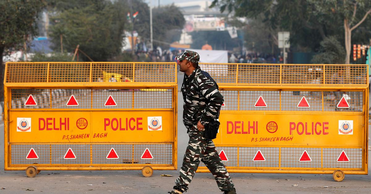 Shaheen Bagh shooting was carefully planned, gunman is misleading probe, Delhi Police tell court