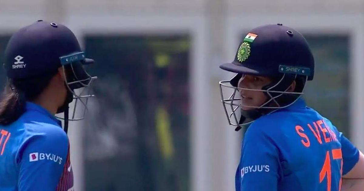 Watch: Indian teenager Shafali Verma hits a stunning six off world No 1 bowler Megan Schutt