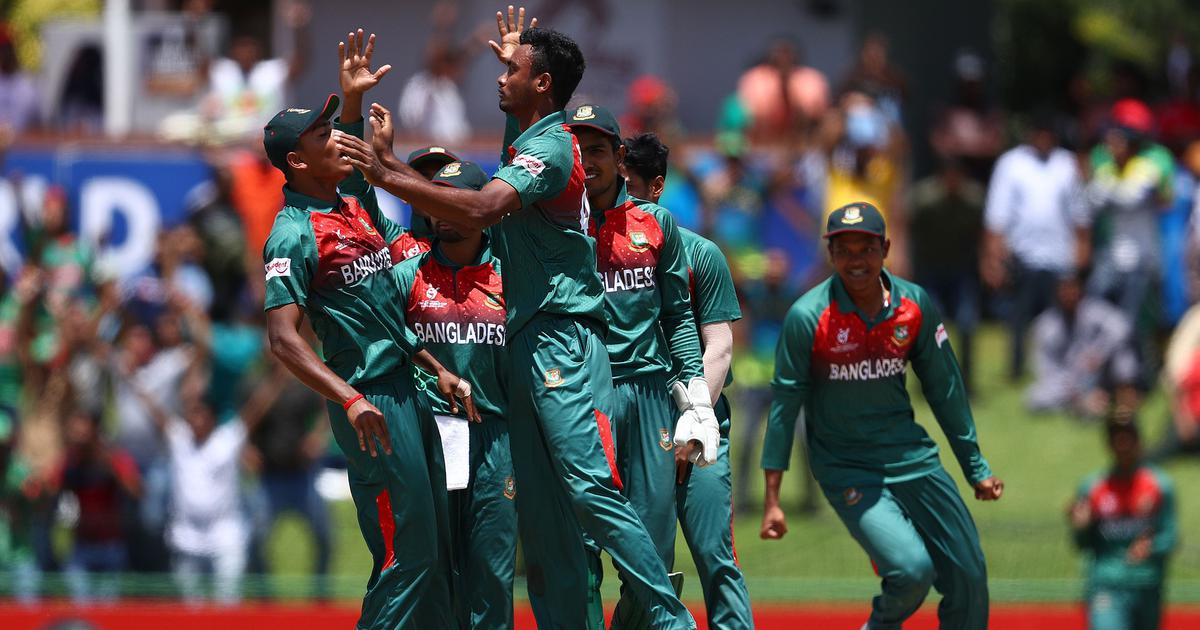 U19 World Cup final, India vs Bangladesh as it happened: Tigers world champions for first time