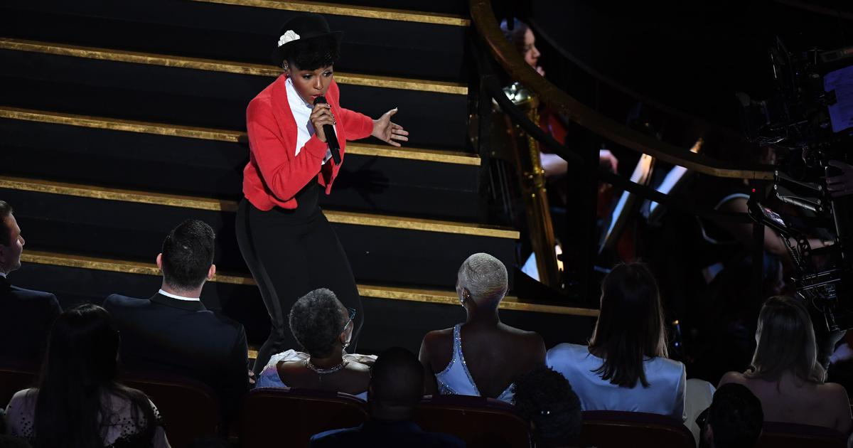 Watch: Singer Janelle Monáe kickstarts Oscars 2020 with a tribute to Fred Rogers